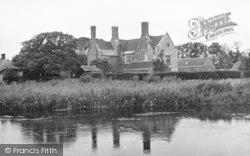 Woolbridge Manor c.1955, Wool