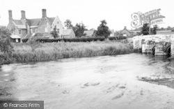 Wool, Woolbridge Manor c.1955