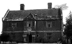 Woolbridge Manor Hotel c.1955, Wool