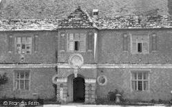Wool, Woolbridge Manor Hotel c.1955