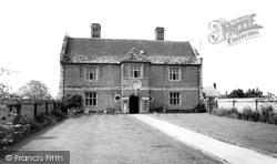 Wool, Woolbridge Manor Hotel c.1960
