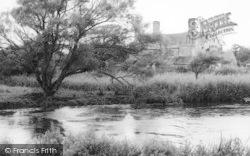 Woolbridge Manor Hotel c.1965, Wool