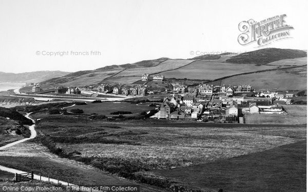 Photo of Woolacombe, 1899