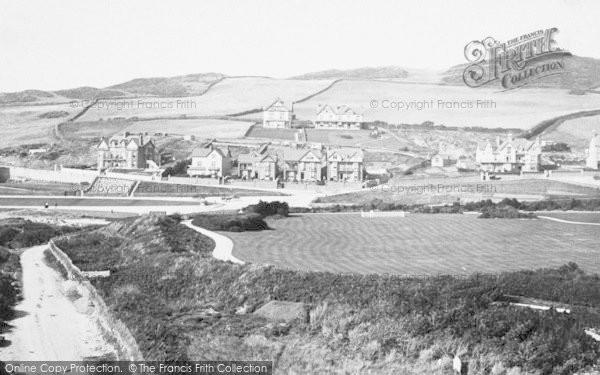 Photo of Woolacombe, 1899