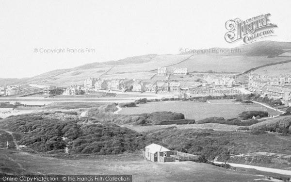 Photo of Woolacombe, 1906