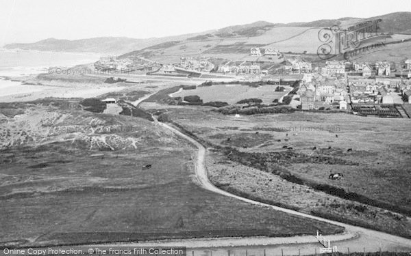 Photo of Woolacombe, 1911