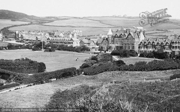 Photo of Woolacombe, 1911