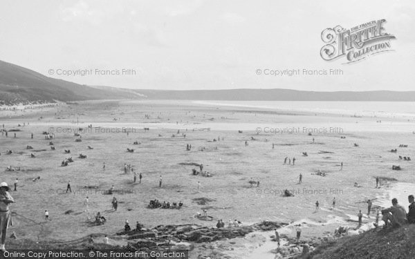 Photo of Woolacombe, 1936