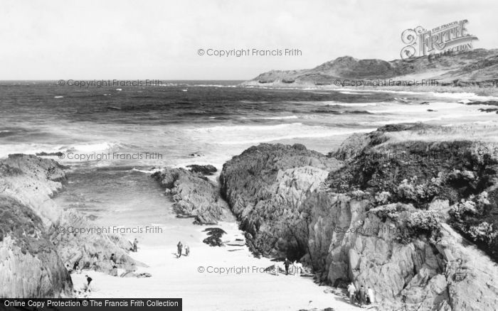 Photo of Woolacombe, Barricane Beach And Morte Point c.1965