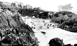 Barricane Shell Beach 1911, Woolacombe