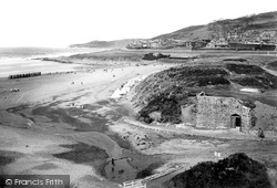Bathing Beach 1911, Woolacombe