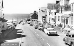 Beach Road c.1965, Woolacombe