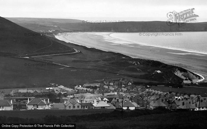 Photo of Woolacombe, c.1950