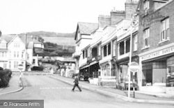 c.1955, Woolacombe
