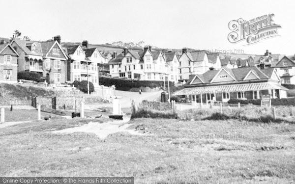 Photo of Woolacombe, c.1955
