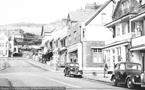Photo of Woolacombe, c.1955