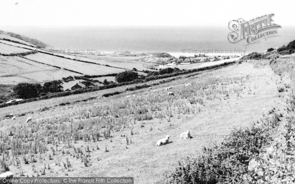 Photo of Woolacombe, c.1965