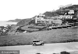 Combesgate c.1950, Woolacombe