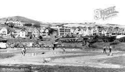 Crazy Golfcourse c.1965, Woolacombe