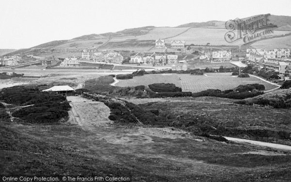 Photo of Woolacombe, From Golf Links 1911