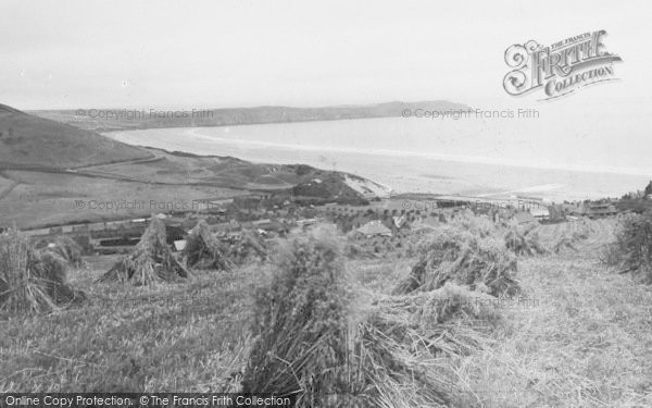 Photo of Woolacombe, From North East 1935