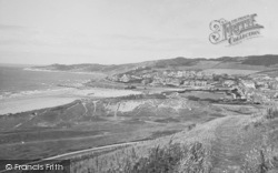 Woolacombe, From South 1935