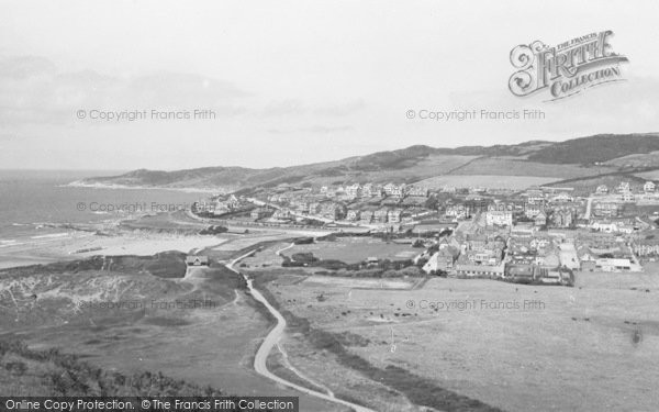 Photo of Woolacombe, General View 1935