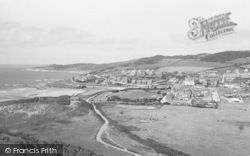 Woolacombe, General View 1935
