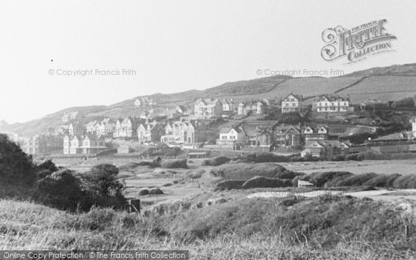 Photo of Woolacombe, General View c.1950