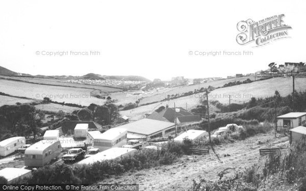 Photo of Woolacombe, General View c.1965