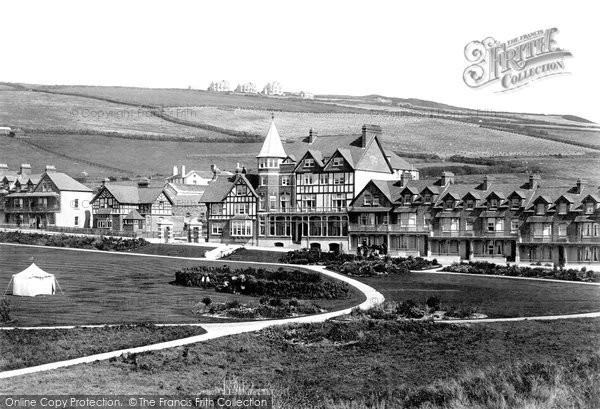 Photo of Woolacombe, Hotel 1891