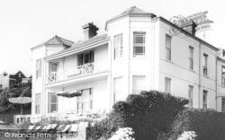 Little Beach Hotel c.1965, Woolacombe