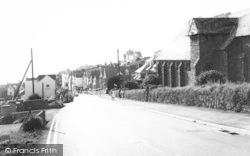 Main Road c.1965, Woolacombe