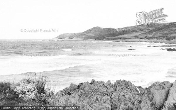Photo of Woolacombe, Morte Point c.1965