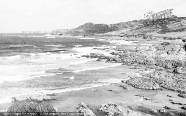 Photo of Woolacombe, Morte Point c.1965