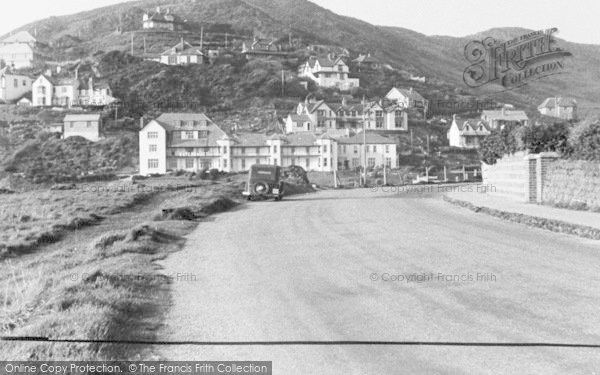 Photo of Woolacombe, North End c.1950