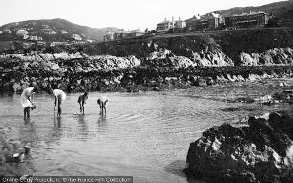 Photo of Woolacombe, On The Sands 1935