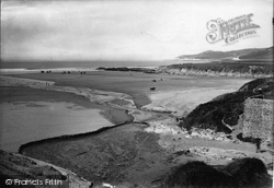 Woolacombe, Sands 1891