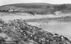 Woolacombe, Sands 1911