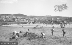 Woolacombe, Sands 1935
