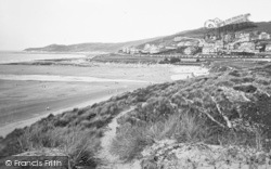 Woolacombe, Sands And Morte Point 1936