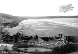 Sands c.1950, Woolacombe