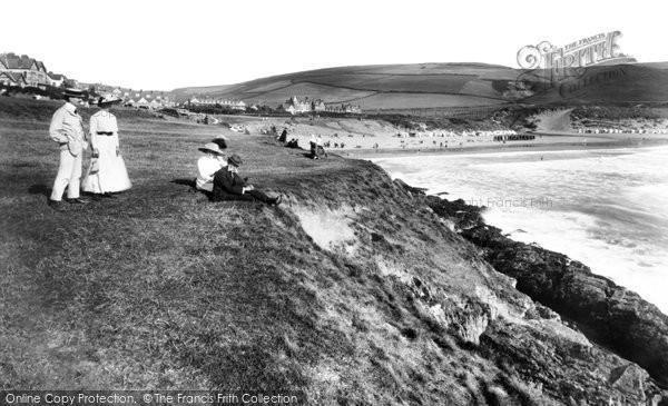 Photo of Woolacombe, The Bay 1911