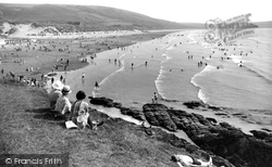 The Sands 1935, Woolacombe