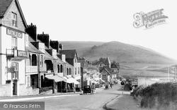 West Road c.1950, Woolacombe
