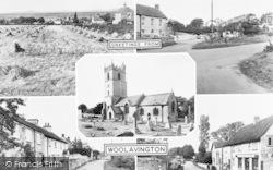 Composite c.1955, Woolavington