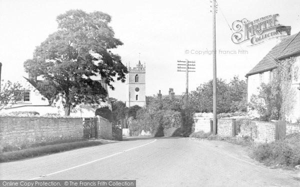 Photo of Woolavington, Loxwell c.1955