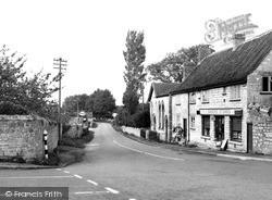 The Village c.1955, Woolavington