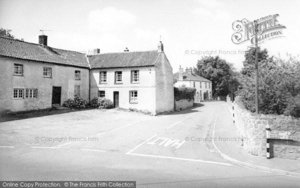 Photo of Woolavington, The Village c.1960