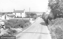 The Village c.1960, Woolavington
